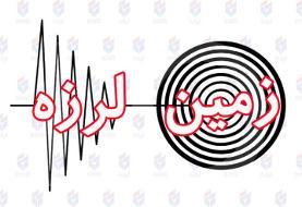 زلزله ای به بزرگی ٣.۵ ریشتر لامرد را لرزاند