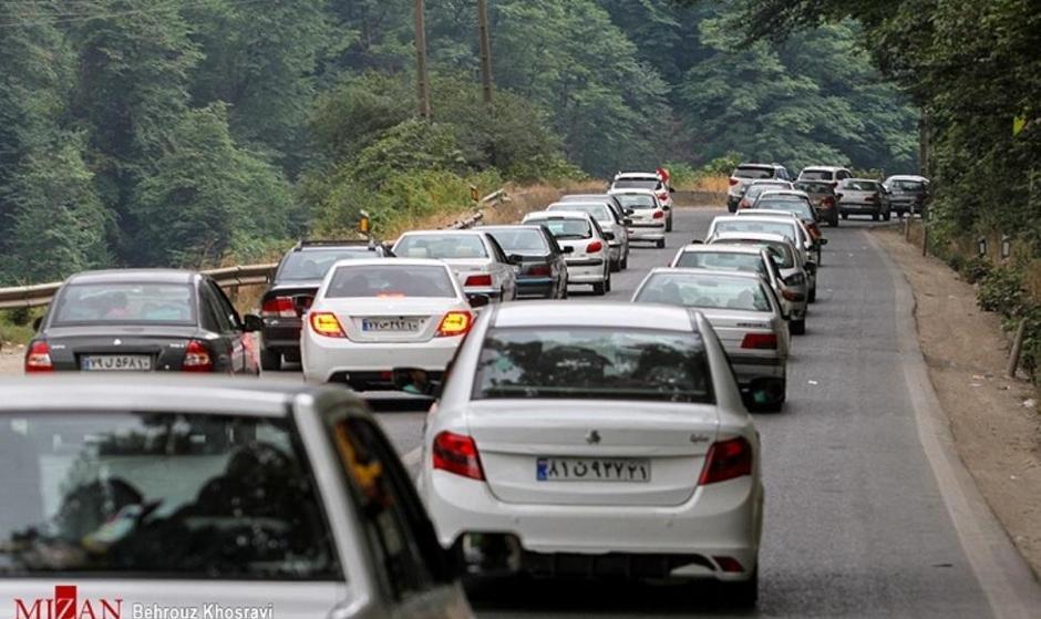 آخرین وضعیت ترافیکی و جوی محورهای مواصلاتی کشور