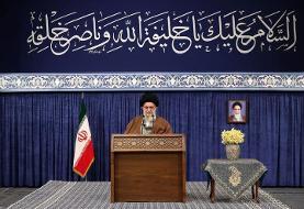 رهبر انقلاب: من قاطعانه میگویم؛ حرکت رو به زوالِ رژیم صهیونیستی آغاز شده