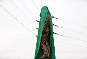 آیین رونمایی از تندیس سردار شهید حاج قاسم سلیمانی