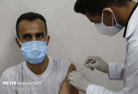 واکسیناسیون شهروندان در ۲۲ سوله ورزشی شهرداری تهران