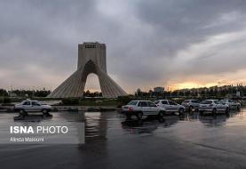 امادگی تهران برای مقابله با بارش ها و طوفان های بهاری