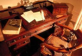 دفتر کار افراد مشهور؛ از مرکل و کلینتون تا ایلان ماسک و وارن بافت (+عکس)