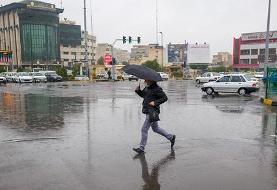 هواشناسی: بارش باران در بیشتر مناطق کشور/ وزش باد شدید در تهران