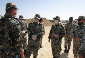 ستاد فرماندهی سایتهای هفت تیر و شهید مطهری افتتاح شد