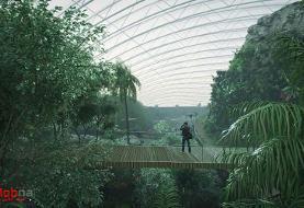 نگاهی نزدیک به بزرگترین گلخانه دنیا در دوسالانه معماری ونیز ۲۰۲۱ (+عکس)