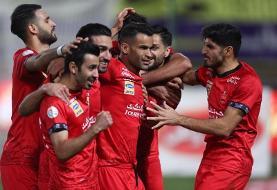 هفته بیست و دوم لیگ برتر فوتبال، استقلال - ذوب آهن