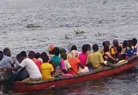 واژگونی یک قایق در نیجریه/ ۲۸ نفر کشته شدند