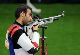 ملیپوش تیراندازی: از المپیک راحت میتوان مدال گرفت