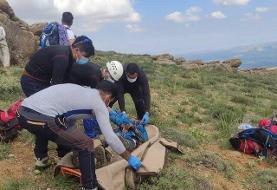 کشف جسد فرد مفقودی در کوه سیر ارومیه