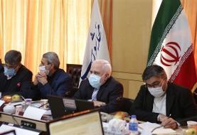 ظریف در کمیسیون امنیت ملی مجلس: میدان و دیپلماسی در کنار هم منافع ملی را تامین می کند