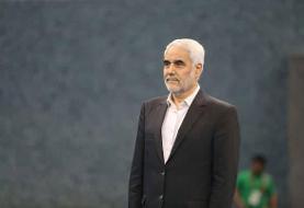 «محسن مهرعلیزاده» از سوی حزب راه ملت نامزد ریاست جمهوری شد