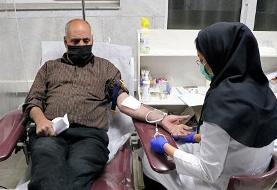 سازمان انتقال خون: تهرانی ها خون اهدا کنند