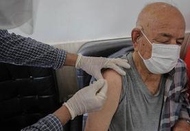 وعده روحانی برای واکسینه کردن ۱۳ میلیون نفر تا پایان تیر