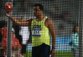وضعیت نامشخص رکورد احسان حدادی در آستانه المپیک/ هزینههای دلاری به مدال میرسد؟