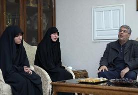 واکنش برادر شهید سردار سلیمانی درباره کاندیداتوری نرجس سلیمانی در انتخابات شورای شهر