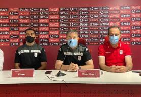 اسکوچیچ: با وجود فشار روانی زیاد، بحرین را شکست دادیم/ نباید کامبوج را دست کم بگیریم