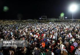 اطلاعیه علوم پزشکی اهواز درباره تجمع انتخاباتی دیروز