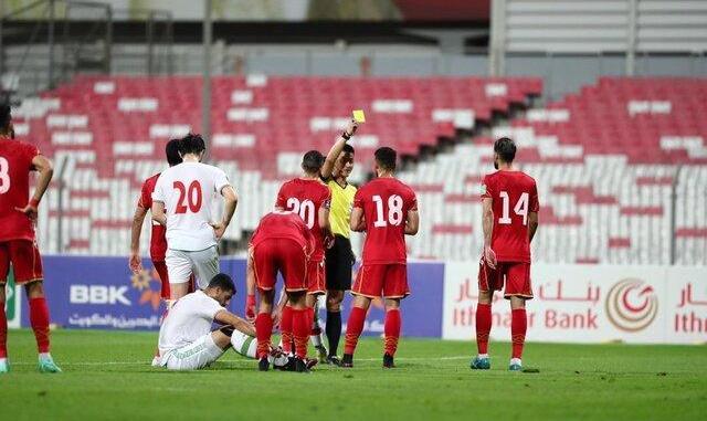 داور بازی ایران-کامبوج مشخص شد