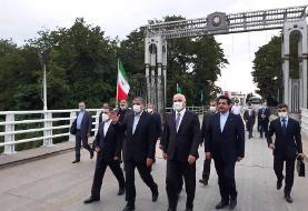 همکاری ایران و آذربایجان در توسعه زیرساختهای ریلی