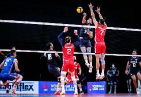 ایران ۲ صربستان ۳ / کواچ نوار پیروزیهای والیبال ایران را پاره کرد