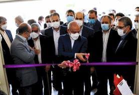 هنرستان کار و دانش ۱۲ کلاسه سمنان افتتاح شد
