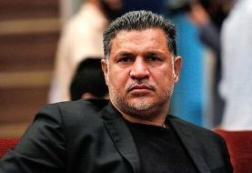 دایی،احمدینژاد را به رختکن راه نداد و اخراج شد