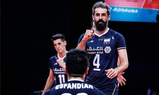 ترکیب بلندقامتان ایران مقابل تیم ملی آلمان/موسوی به ترکیب بازگشت
