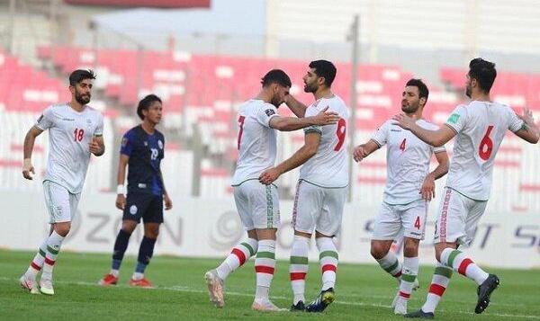 اکران بازی ایران و عراق لغو شد