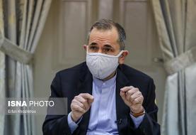 تاکید روانچی بر لزوم رفع فوری تحریمهای غیرانسانی آمریکا علیه ایران