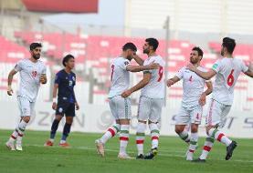 ایران ۱۰ - کامبوج صفر/ توپ پر تیمملی برای بازی حساس با عراق