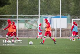 (ویدیو) خلاصه بازی فوتبال دختران ایران ۳ – ۰ تاجیکستان