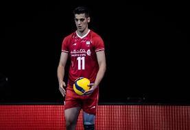 ناگفتههای پدیده جدید تیم ملی والیبال از آلکنو و لیگ ملتها