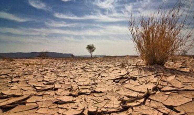 خشکسالی بیخ گوش ایران؛ کاهش ۴۱ درصدی بارشها