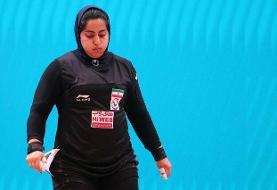 سهمیه بدون صاحب در وزن دختر وزنهبردار ایران به اتریش رسید