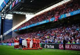 رسمی؛ بازی دانمارک و فنلاند لغو شد