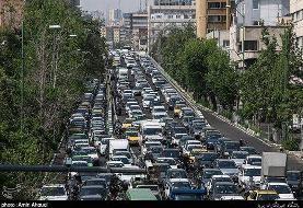 بزرگراه نواب پرترافیکترین معبر صبحگاهی تهران