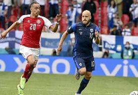 فنلاند اولین شگفتی جام را رقم زد
