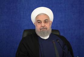 کنایه روحانی به کاندیداهای انتخابات درباره فضای مجازی/ برخی برغم طرح شعارهای متعدد، از شفافیت ...