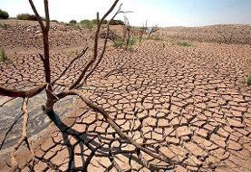 خشکسالی بیخ گوش ایران | کاهش ۴۱ درصدی بارشها