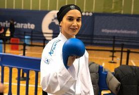 رزیتا علیپور سهمیه المپیک گرفت