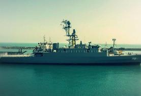 ناوشکن «دنا» و مین شکار «شاهین» به نیروی دریایی ارتش ملحق میشوند | مین شکار شاهین چه ویژگیهایی ...