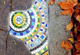خلاقیت هنری با «چالههای شهری» در فرانسه! (+عکس)