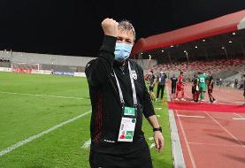 اسکوچیچ: از بازی دفاعی نیمه دوم مقابل عراق عصبانیم