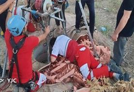مرگ دومین مغنی سقوط کرده در درون قنات چسکین بویین زهرا