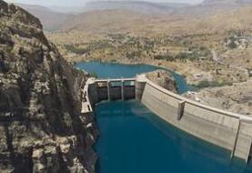 آخرین وضعیت سد « شهید عباسپور» در تنش آبی خوزستان