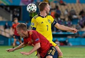اسپانیا صفر - سوئد صفر/ منفعل مثل تیکیتاکا