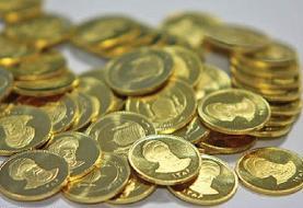 واکنش بازار سکه به افت نرخ دلار