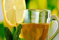 فواید چای سبز با لیمو ترش