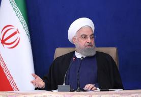 روحانی: همه دستگاهها و نهادها باید به جریان شفافیت بپیوندند